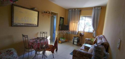 Apartamento Com 2 Quartos, 58 M² Por R$ 150.000 - Colubande - São Gonçalo/rj - Ap46117