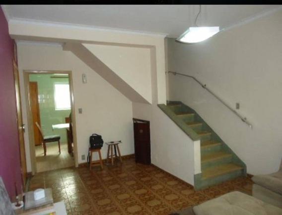 Sobrado Em Bairro Oswaldo Cruz, São Caetano Do Sul/sp De 130m² 3 Quartos À Venda Por R$ 560.000,00 - So365794