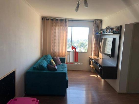 Apartamento Com 2 Dormitórios À Venda, 56 M² Por R$ 279.900 - Tremembé - São Paulo/sp - Ap0873