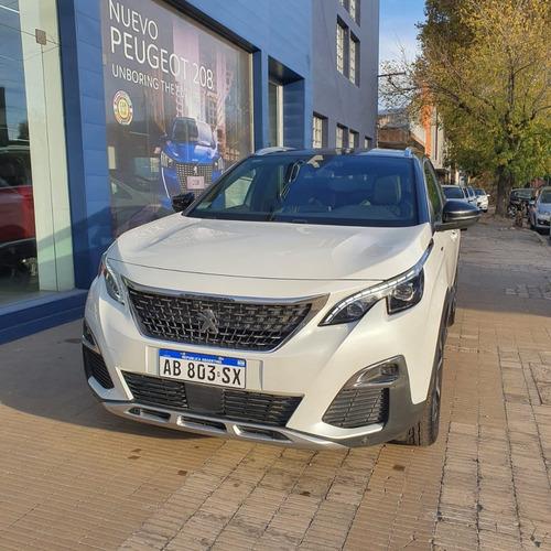 Imagen 1 de 13 de Peugeot 3008 Hdi Gt Line Tiptronic Año 2017 Prost