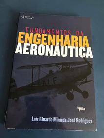 [frete Grátis] Fundamentos Da Engenharia Aeronáutica Livro