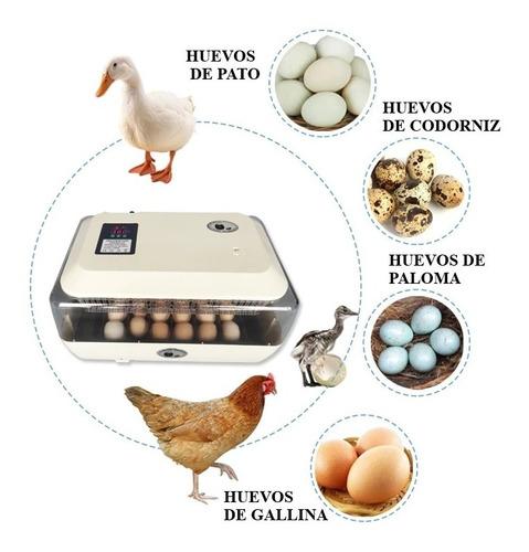 Incubadora Automatica Janoel De 24 Huevos