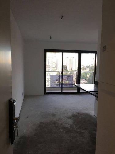 Apartamento À Venda, 37 M² Por R$ 506.250,00 - Campo Belo - São Paulo/sp - Ap29259