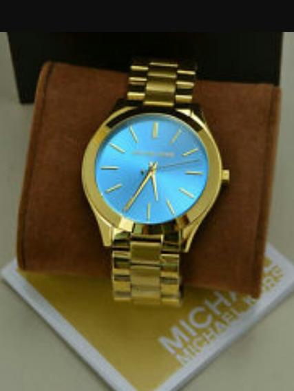 Relógio Michael Kors Azul