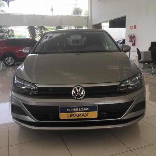 Volkswagen Polo 1.6 Msi Total Flex Automático 2018/2019