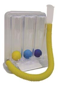 Inspirometro Incentivador Ejercitador Respiratorio