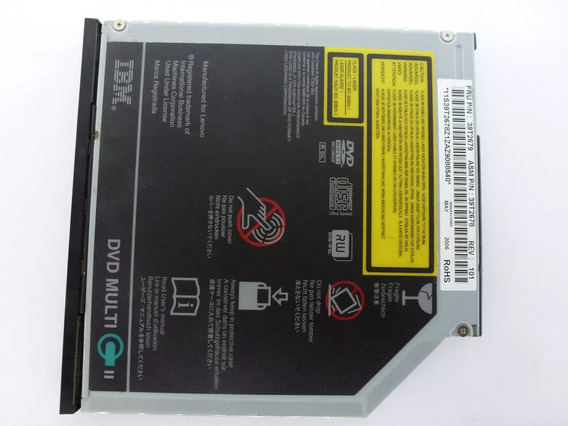 Drive Cd / Dvd Gsa-4083n 39t2679 Notebook Ibm