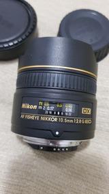 Lente Nikon 10.5mm 2.8g Ed Dx