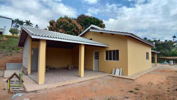 Chácara Na Planta, Ótima Oportunidade Para Quem Busca Uma Casa De Campo Na Região Circuito Das Águas - Ch0086