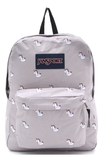 Mochila Jansport Superbreak Unicorn - Original