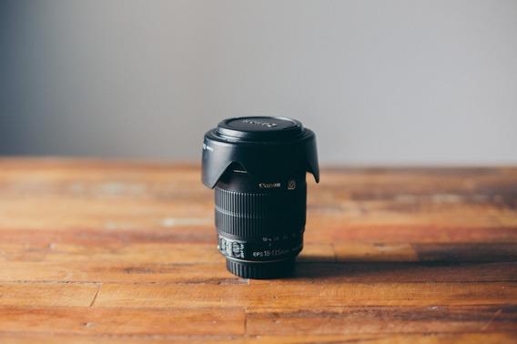 Lente Canon 18-135mm