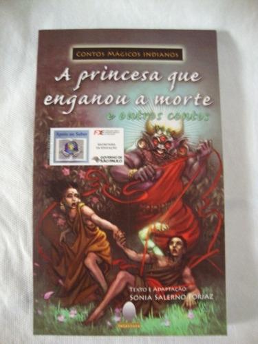 Livro A Princesa Que Enganou A Morte E Outros Contos
