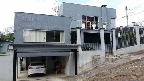 Imagem 1 de 30 de Casa Com 4 Dormitórios À Venda, 246 M² Por R$ 850.000,00 - Bom Jardim - Ivoti/rs - Ca1167