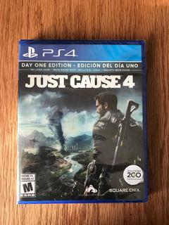 Just Cause 4 Day One Edition Para Ps4 Nuevo Sellado
