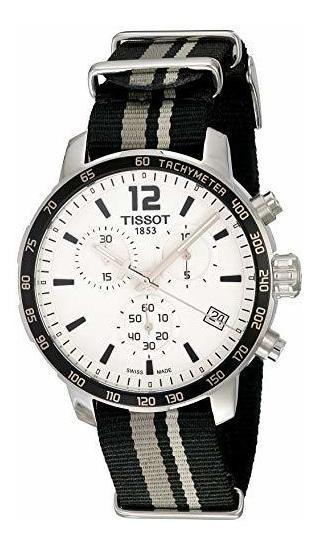 Reloj De Cuarzo De Acero Inoxidable Para Hombre De Tisot Con