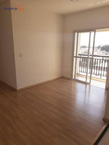 Imagem 1 de 9 de Apartamento Com 2 Dormitórios À Venda, 63 M² Por R$ 403.000,00 - Vila Jaboticabeira - Taubaté/sp - Ap13120