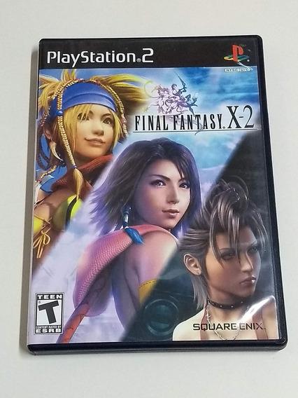 Final Fantasy X-2 Original Para Ps2