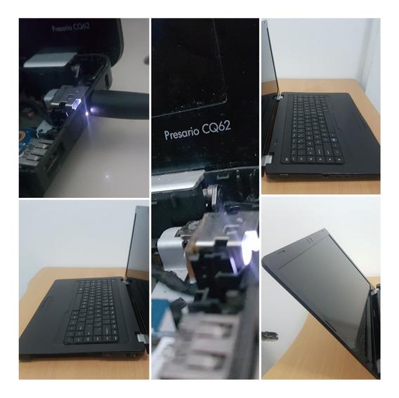 Repuestos Laptop Hp Compaq Presario Cq62 Intel Lo Disponible