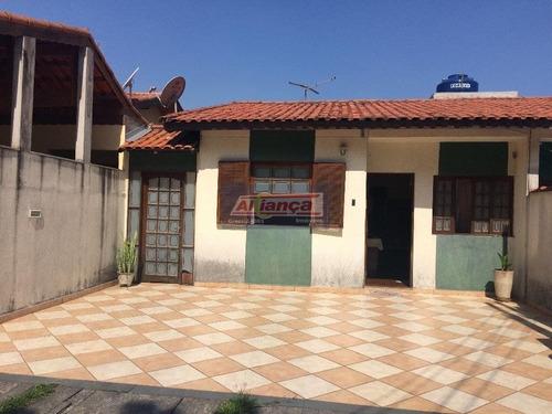 Casa Residencial À Venda, Jardim Testae, Guarulhos. - Ai4290