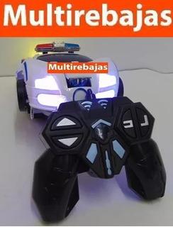 Juguete Carro Transformers A Control Remoto