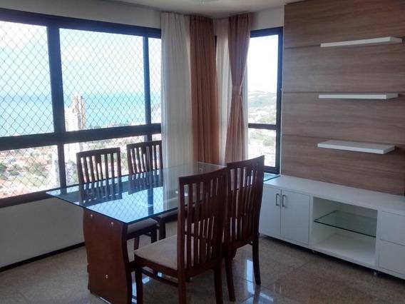 Apartamento Em Ponta Negra, Natal/rn De 54m² 2 Quartos Para Locação R$ 1.900,00/mes - Ap270660