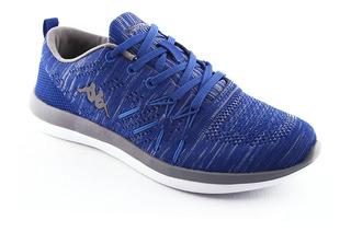 Zapatilla Kappa Running Focus Azul