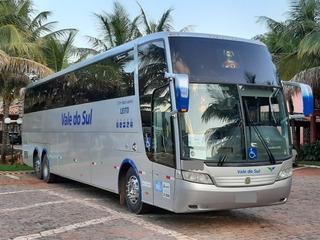 Ônibus Rodoviário M. Benz O-500 Rsd - Busscar Jumbuss 380