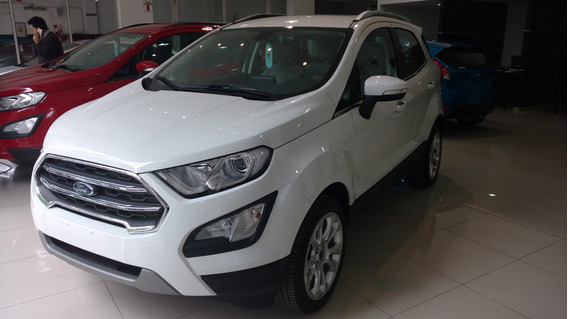 Ford Ecosport Titanium 1.5l 123cv Mt 0km Mejor Precio (n)
