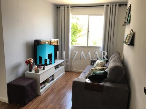 Oportunidade - Apartamento Com Dois Dormitórios - Horto Do Ypê - 317ll