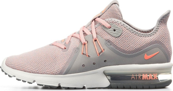 Zapatillas Nike Air Max Sequent 3 Mujer Running 908993-016