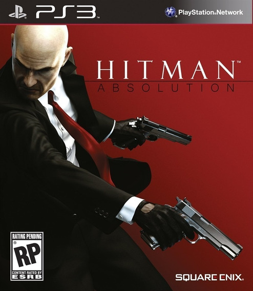 Jogo Hitman Absolution Playstation 3 Ps3 Game Square Enix