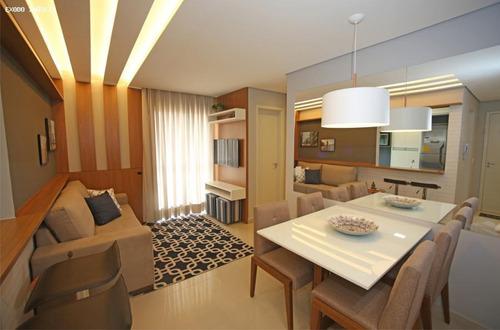 Imagem 1 de 15 de Apartamento Para Venda Em Piracicaba, Piracicamirim, 2 Dormitórios, 1 Banheiro, 1 Vaga - Ap325_1-995095