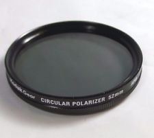 Filtro Kodak Gear Circular Polarizer 52mm Japan