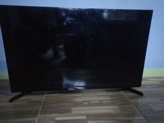 Tv Sansung Un32j4300ag Defeito Tela