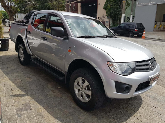 Mitsubishi L200 Triton 2016 3.2 Glx 4x4 Cd Turbo Intercoler