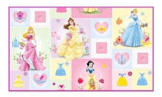 Alfombra Antigolpes Bebes Disney 100x120 No Goma Eva