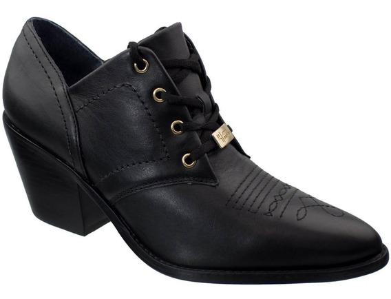 Bota Ankle Boot Feminina Jorge Bischoff J51147002 A01