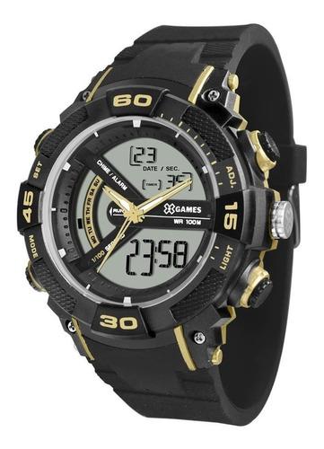Relógio X Games Masculino Xmppa280 Bxpx Esportivo Anadigi