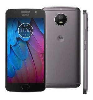 Motorola Moto G G5s Xt1792 32gb Dual 16mp Vitrine Platinum