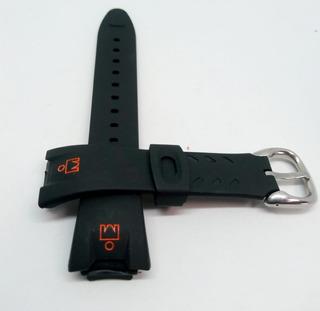 Pulseira Relógio Timex Ti5e731 T54571 Boneco Laranja Leia