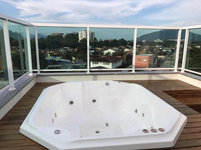 Apartamento Ubatuba Cobertura Com Vista Mar
