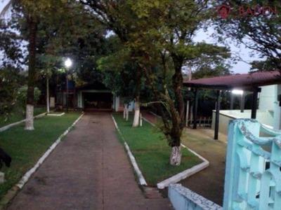 Chacara Residencial Em Campinas - Sp, Recanto Dos Dourados - Ch00030