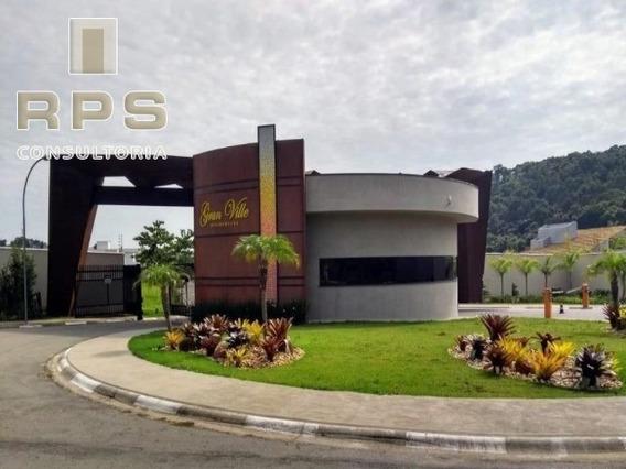 Terreno Em Condomínio Residencial Para Venda Condomínio Residencial Granville - Atibaia - Tc00213 - 34280296