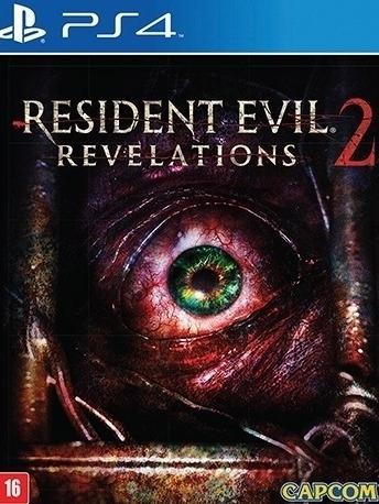 Resident Evil Revelations 2 Ps4 1 Legendado Em Português Dg