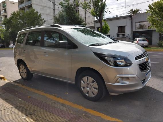 Chevrolet Spin Lt 5 Asientos 2018