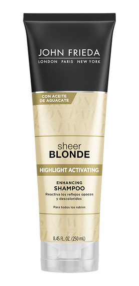 Shampoo John Frieda Sheer Blonde Highlight