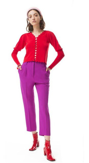 Sweater Liza Rojo Las Pepas