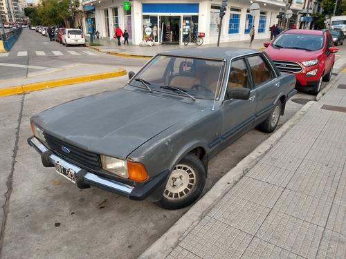 Imagen 1 de 9 de Ford Taunus 2.3 Ghia