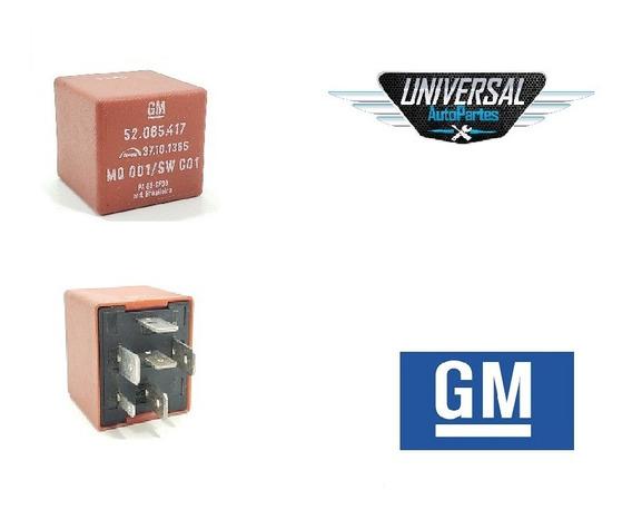 Relé Temporizador Parabrisa Gm Celta Corsa 52065417