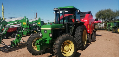Tractor John Deere 2850 Aire Acond 90 Hp Buen Estado